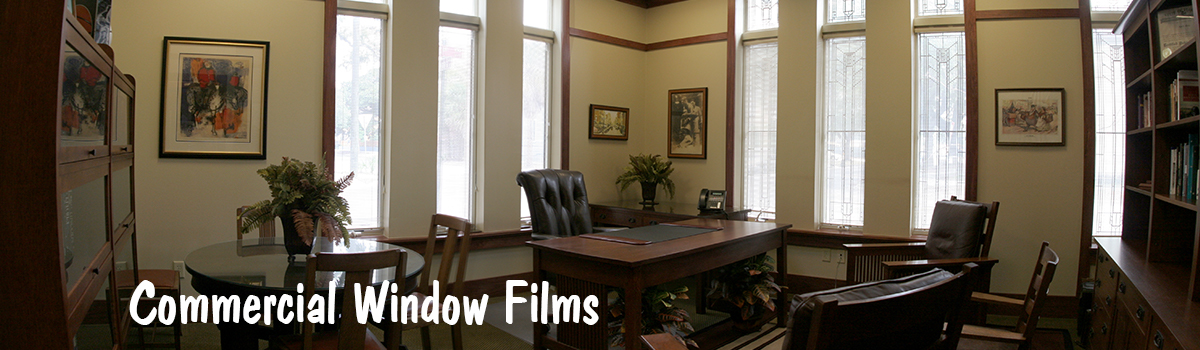 Commercial Window Film Jacksonville
